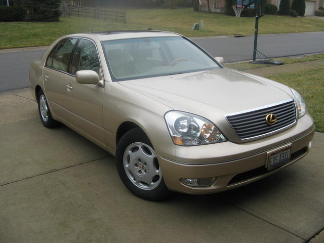 Picture of 2001 Lexus LS 430 RWD, exterior, gallery_worthy