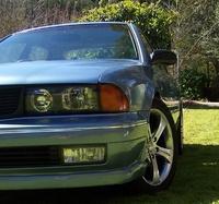 1995 Mitsubishi Magna Overview