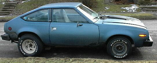 Picture of 1981 AMC Spirit