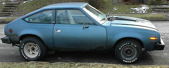 1981 AMC Spirit picture, exterior