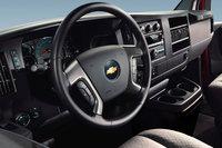 2010 Chevrolet Express Cargo, Interior View, interior, manufacturer