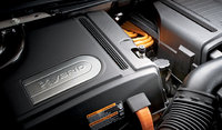 2010 Chevrolet Silverado Hybrid, Engine View, engine, manufacturer