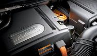 2010 Chevrolet Silverado Hybrid, Engine View, engine, manufacturer