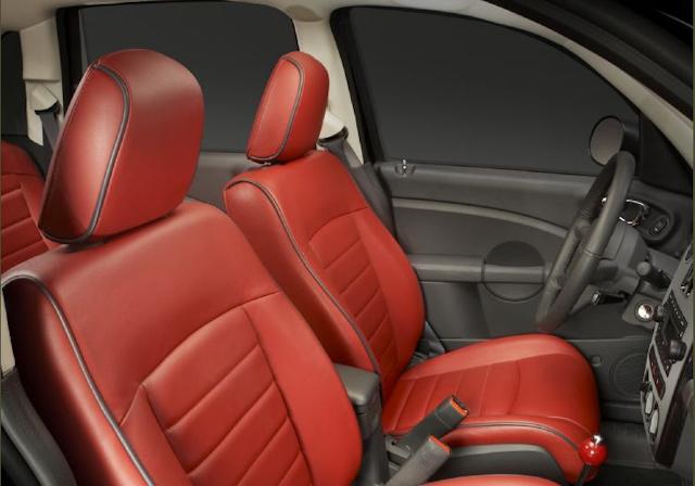 2010 Chrysler PT Cruiser, Interior View, interior, manufacturer