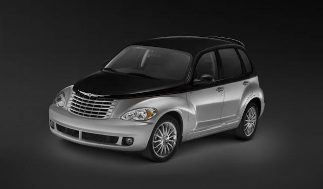 2010 Chrysler PT Cruiser, Front Left Quarter View, exterior, manufacturer