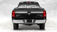 2010 Dodge Dakota, Back View, exterior, manufacturer