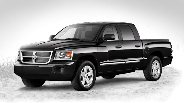 2010 Dodge Dakota, Front Left Quarter View, manufacturer, exterior