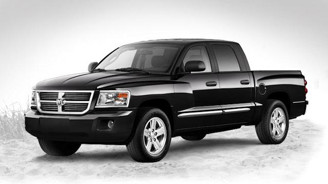 2010 Dodge Dakota, Front Left Quarter View, exterior, manufacturer