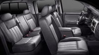 2010 Dodge Dakota, Interior View, interior, manufacturer