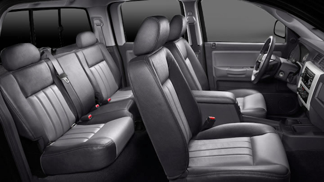 2010 Dodge Dakota, Interior View, manufacturer, interior