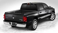 2010 Dodge Dakota, Back Right Quarter View, exterior, manufacturer