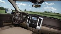 2010 Dodge Ram 2500, Interior View, interior, manufacturer
