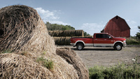 2010 Dodge Ram Pickup 3500, Right Side View, manufacturer, exterior