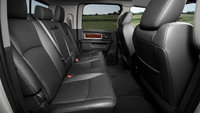 2010 Dodge Ram 3500, Interior View, interior, manufacturer