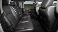2010 Dodge Ram Pickup 3500, Interior View, interior, manufacturer