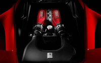 2010 Ferrari 458 Italia, Engine View, engine, manufacturer