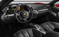 2010 Ferrari 458 Italia, Interior View, interior, manufacturer