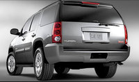2010 GMC Yukon, Back Left Quarter View, exterior, manufacturer, gallery_worthy