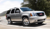 2010 GMC Yukon, Front Right Quarter View, manufacturer, exterior