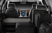 2010 GMC Yukon XL, Interior View, interior, manufacturer