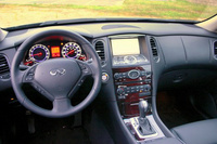 2009 Infiniti EX35, Interior View, manufacturer, interior