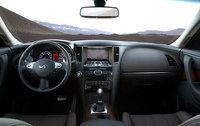 2009 Infiniti EX35, Interior View, interior, manufacturer