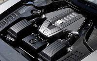 2010 Mercedes-Benz SLS-Class AMG, Engine View, engine, manufacturer