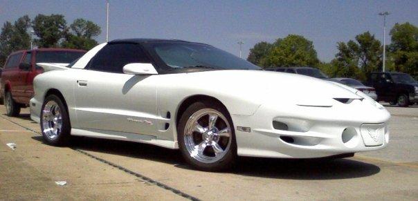 1998 Pontiac Trans Am picture, exterior