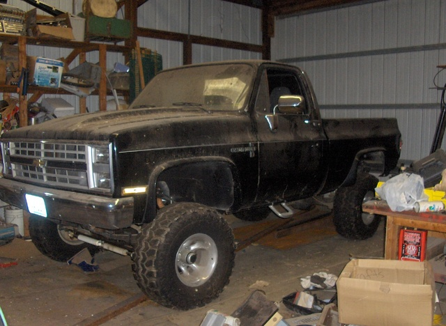 Picture of 1985 Chevrolet C/K 10