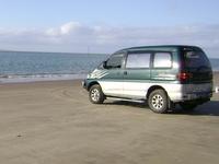 1996 Mitsubishi Delica Overview