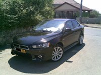 Picture of 2008 Mitsubishi Lancer, exterior, gallery_worthy