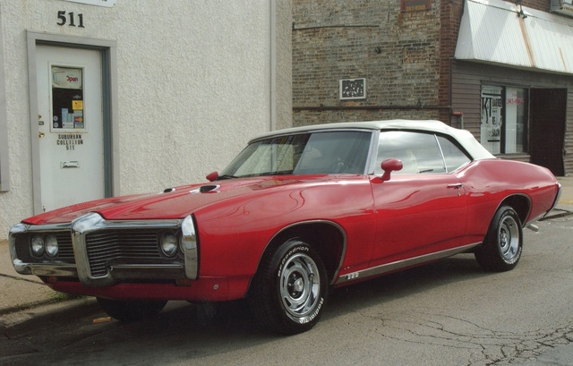 Picture of 1969 Pontiac Catalina, exterior, gallery_worthy