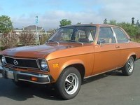 1975 Opel Ascona Overview