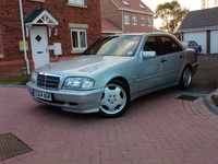 1998 Mercedes-Benz C-Class C43 AMG, 1998 Mercedes-Benz C43 AMG 4 Dr STD Sedan picture, exterior