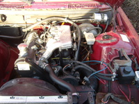 Picture of 1986 Volvo 240, engine