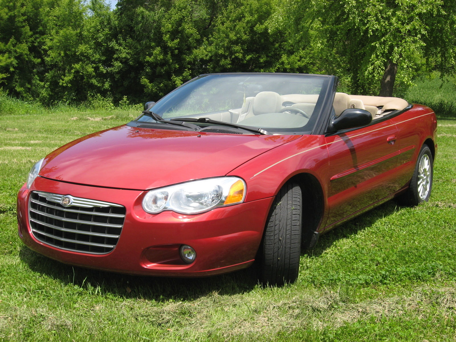2004 chrysler sebring gas mileage