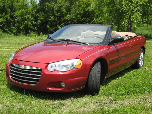 Picture of 2004 Chrysler Sebring Touring Convertible, exterior, gallery_worthy
