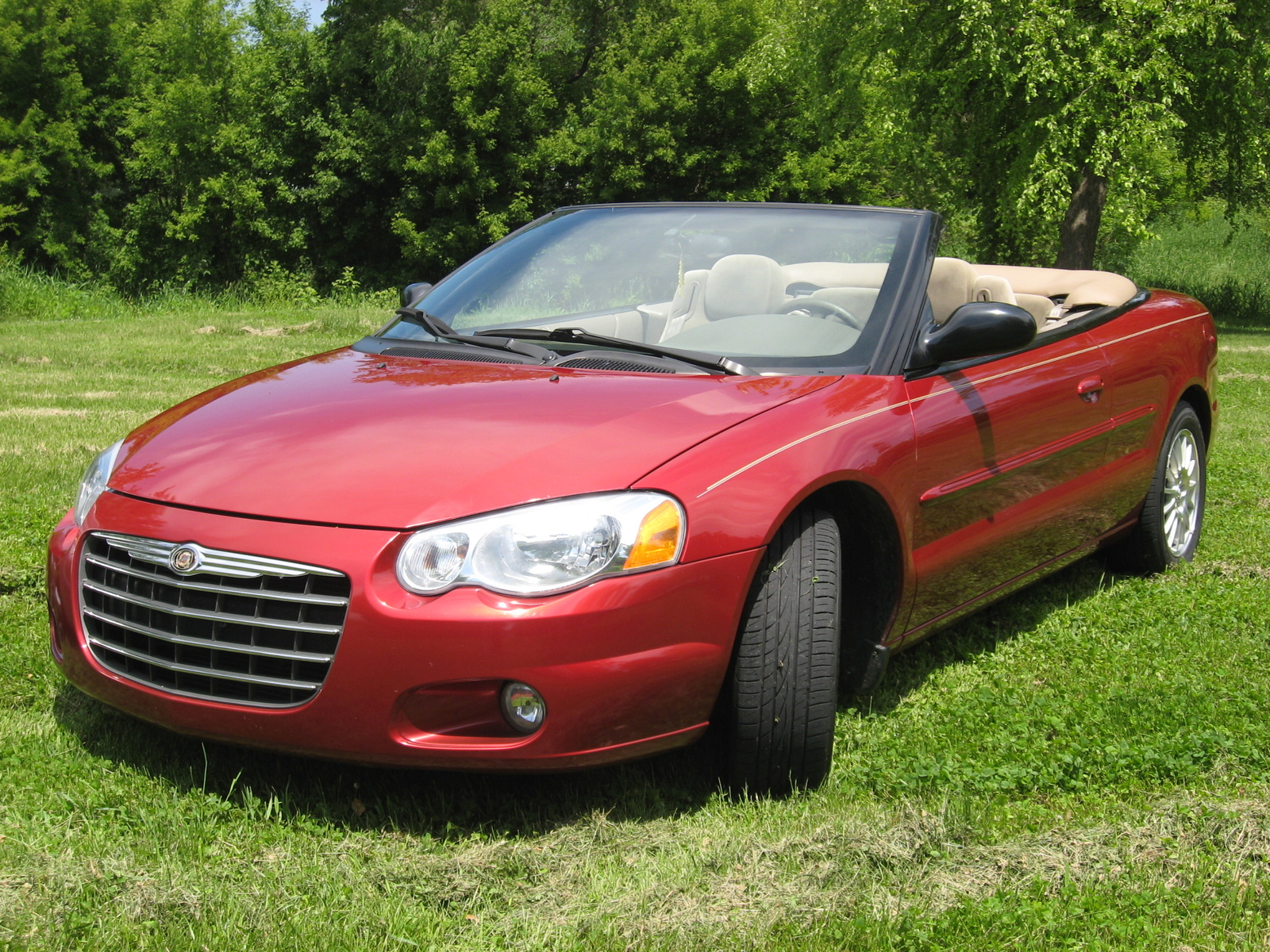 2004 Chrysler Sebring Touring Convertible picture, exterior
