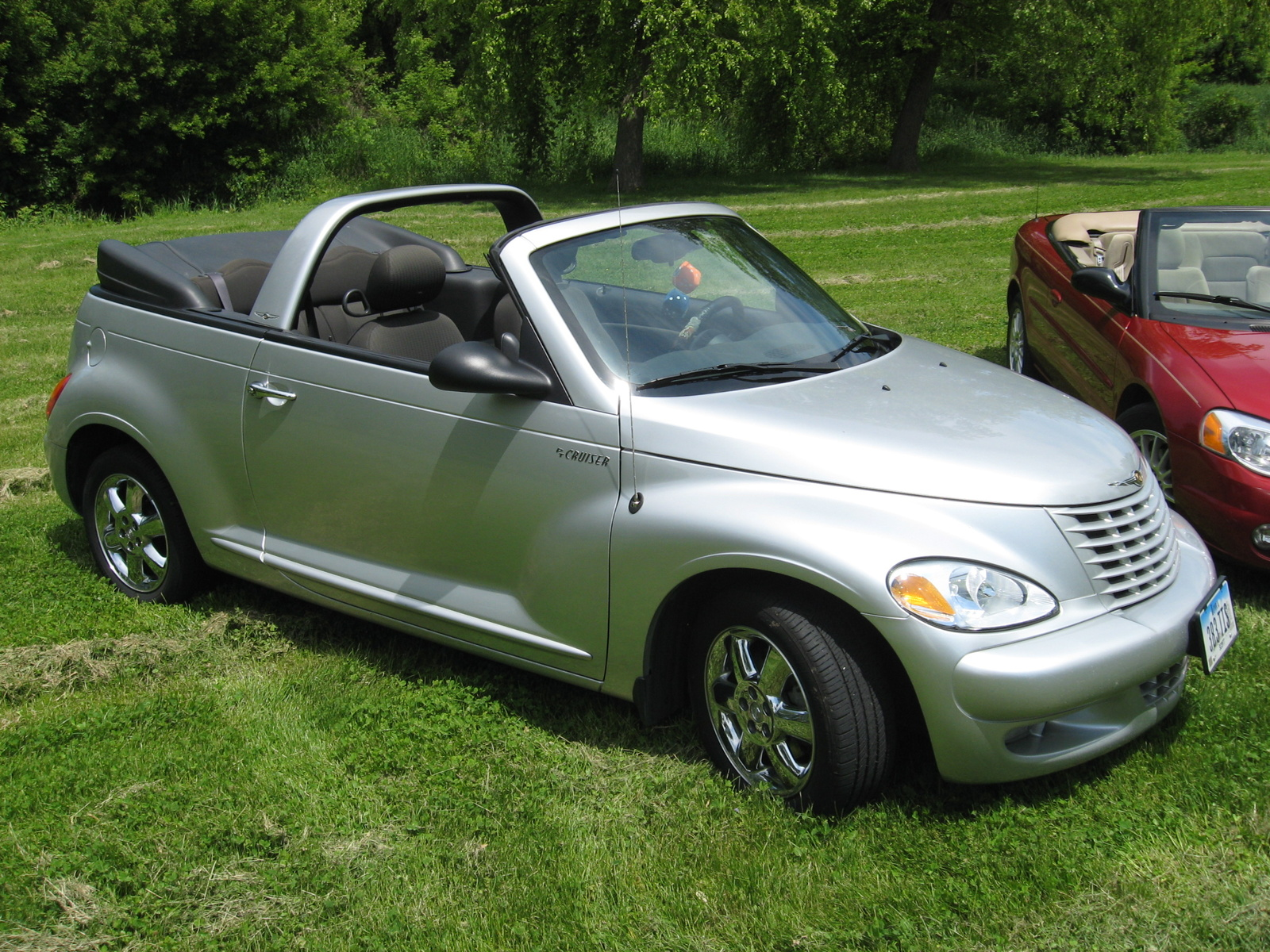 2005 Chrysler Pt Cruiser Pictures Cargurus