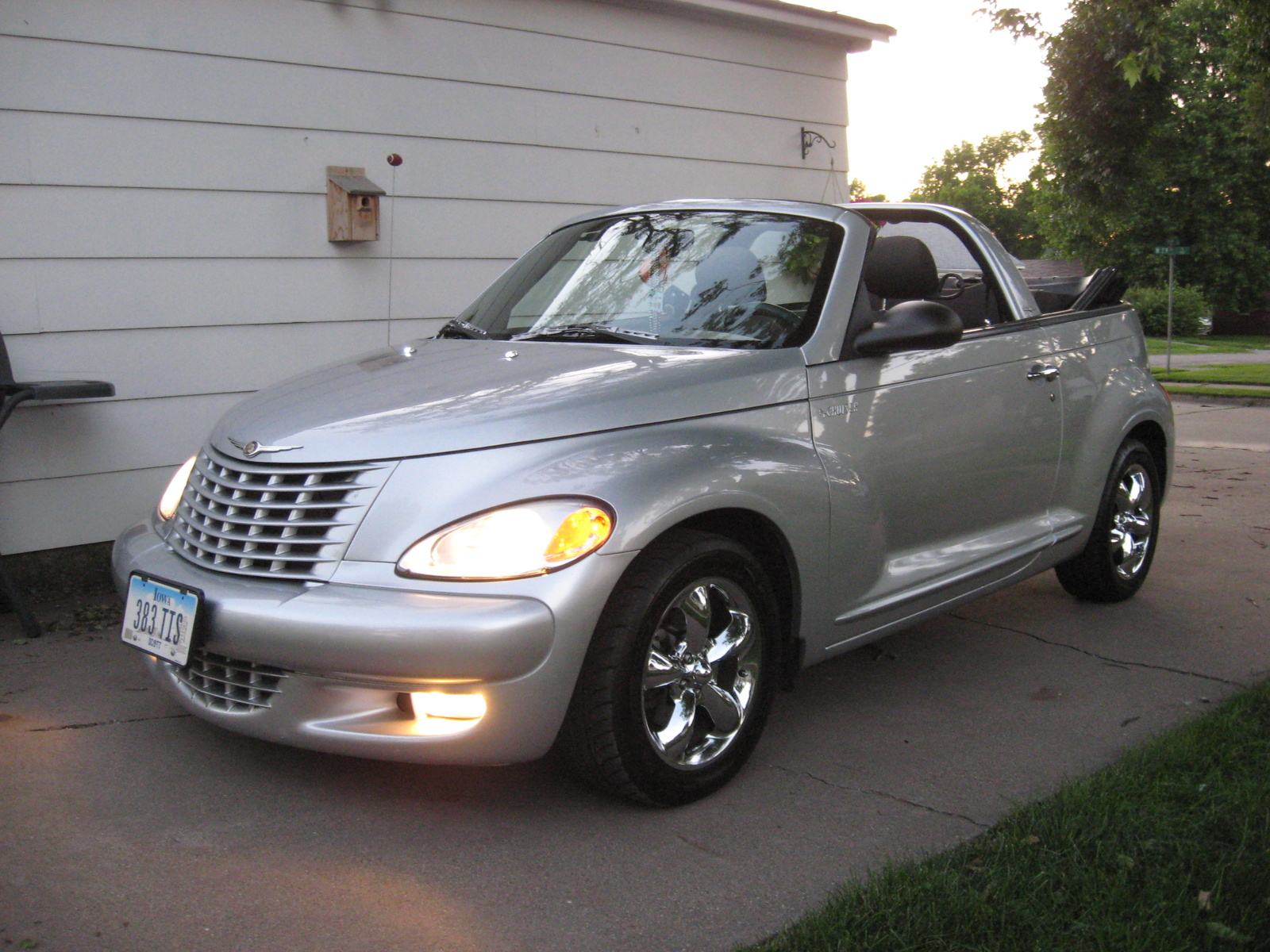 2005 chrysler pt cruiser 1 6 related infomation. Black Bedroom Furniture Sets. Home Design Ideas