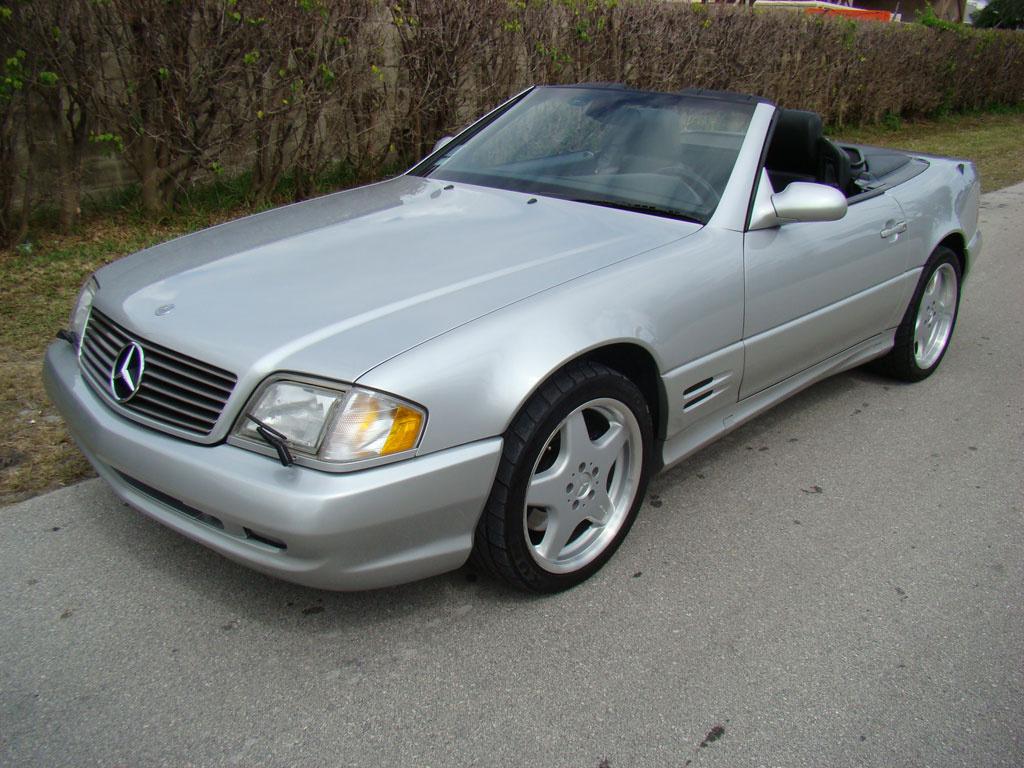 Mercedes Benz Sl Class Questions Badging Cargurus
