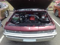 Picture of 1987 Holden Calais, engine, gallery_worthy