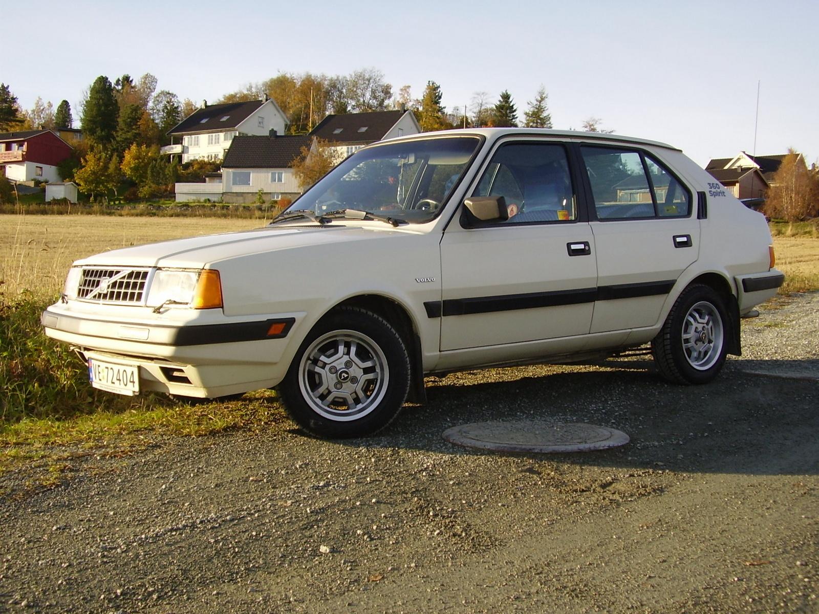 1988 Volvo 360 Overview Cargurus