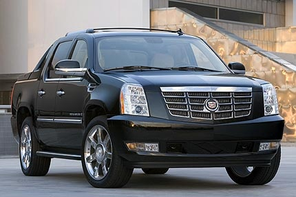 Picture of 2010 Cadillac Escalade EXT Sport
