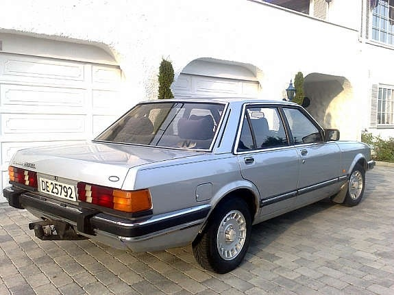 Picture of 1985 Ford Granada, exterior
