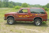 1987 Chevrolet S-10 Blazer Overview