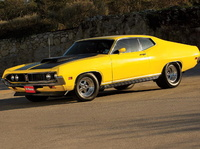Picture of 1971 Ford Torino, exterior