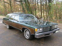 1975 Oldsmobile Custom Cruiser Overview
