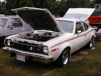 1975 AMC Hornet Overview