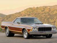 1975 Ford Ranchero Overview